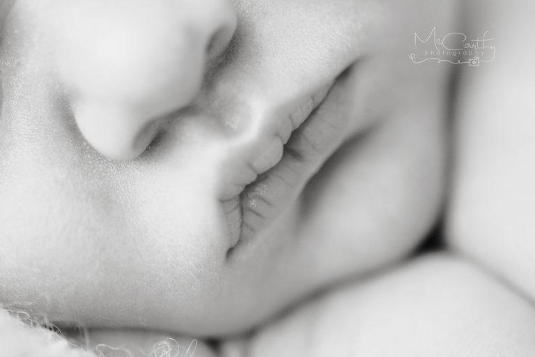 newborn baby lips