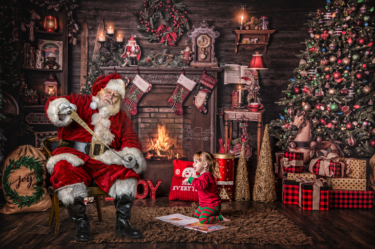 santa photos london ontario