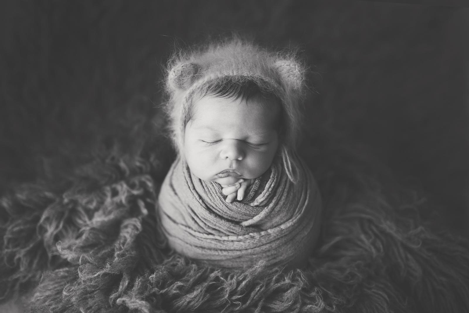 Kitchener newborn photography