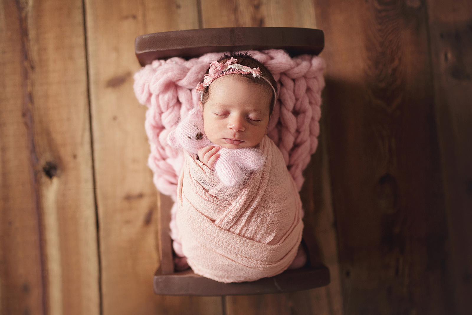Strathroy newborn in photography session