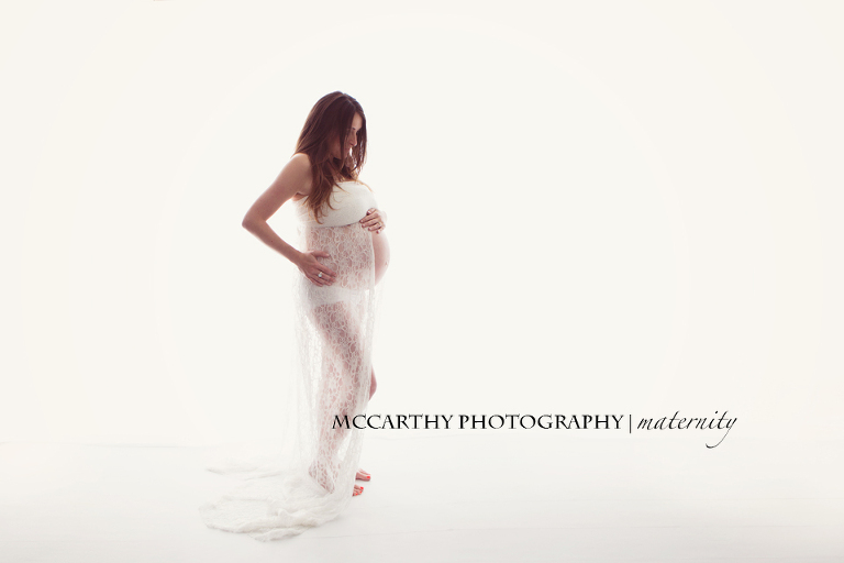 Pregnancy images with beautiful backlighting